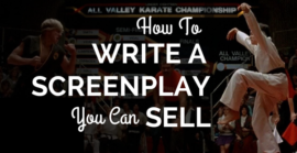 How To Write An Awesome Movie